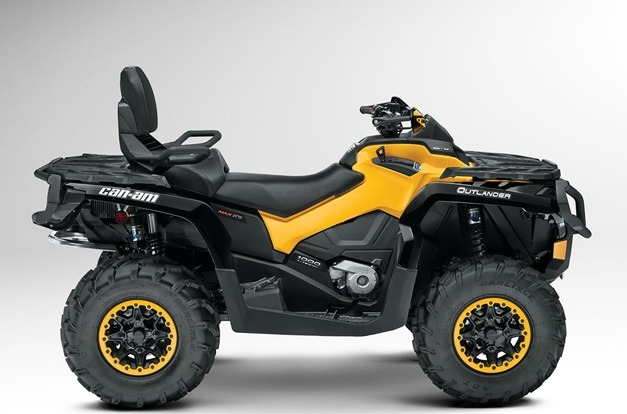 Can-Am BRP Outlander MAX